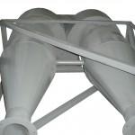 Multiciklon-izlaz