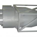 Sabirnik dimnih gasova i multiciklonska jedinica